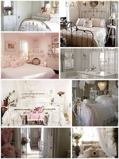 Add Shabby Chic Touches to Your Bedroom Design.
