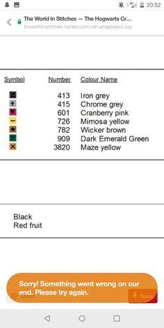 Hogwarts Crest, Red Fruit, Color Names, Yellow Black, Green