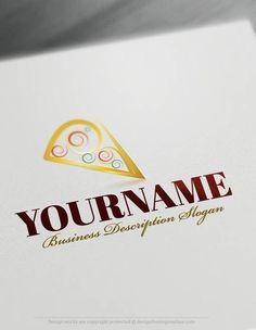 Create a Logo Free – Pizza Logo Templates
