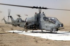 active marine corps aircraft cobra refueling