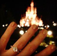 Dream engagement pic
