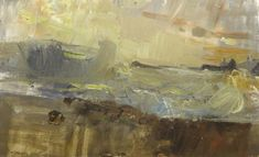 A Wave Study II Joan Kathleen Harding Eardley University of Stirling Abstract Landscape Painting, Seascape Paintings, Your Paintings, Beautiful Paintings, Landscape Paintings, Landscapes, Abstract Art, Pastel Paintings, Gallery Of Modern Art