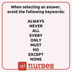 Pass the NCLEX the first time with these top ten strategy tips. No one wants to fail the NCLEX and take it multiple times. Take these tips and apply them Nursing Exam, Nursing Student Tips, Nursing School Notes, Best Nursing Schools, Nursing Tips, Nursing Students, Nursing Programs, Lpn Programs, Nursing School Humor