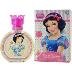 Snow White By Disney Edt Spray
