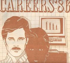 FOCUS The Royal Gazette weekly supplement in 1986.  Varied CAREERS on the island Banking, Skilled Trades,  Hotel, Insurance, Farming Modeling, Legal and International Business among many available for, college graduates and for the young and old.  Pink Pillars Vision: Community