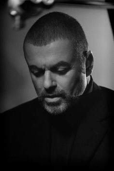 "George Michael - New photo from the ""White Light"" video shoot! http://www.georgemichael.com/"