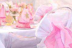 Tons and TONS of party ideas! You must check this one out! Seen here- Pinkalicious Birthday Party.