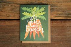 Carrots Love