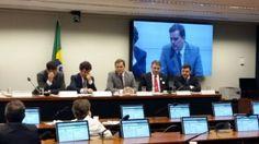 A Comissão Especial do Enfrentamento ao Homicídio de Jovens (PL 2438/15) realizou nesta terça-feira (29) a audiência pública, atendendo ao requerimento do Deputado Federal Reginaldo Lopes (PT-MG), par ...