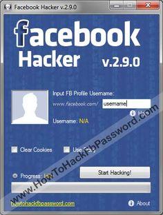 Hack Facebook Password