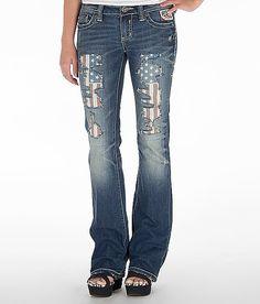 Affliction American Customs Jade Stretch Jean