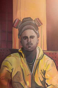 Buy the Jesse Pinkman Art Print from Haydn Symons' posters, prints, greetings cards and original paintings Illustration collection. Time Painting, Gouache Painting, Breaking Bad Jesse, Instagram Shop, Instagram Posts, Jesse Pinkman, Portrait Illustration, Freelance Illustrator, Original Artwork