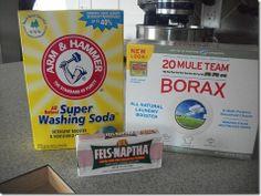 laundry soap recipe