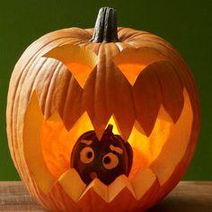 60 Pumpkin Carving Ideas - Creative Jack o' Lantern Designs
