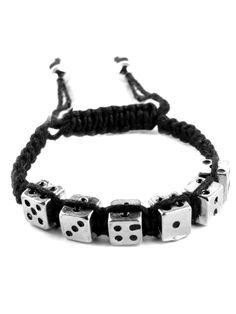 dice bracelet