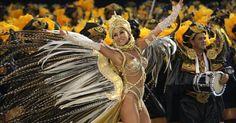 Sabrina Sato - Gaviões da Fiel   Conheça as musas do Carnaval 2016 de São Paulo