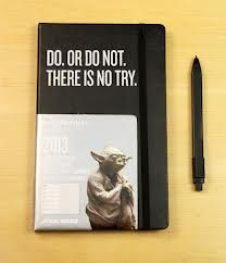 star wars notebook :) nice
