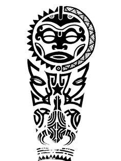 полинезийские узоры - Поиск в Google