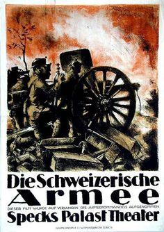 Otto Baumberger, Die Schweizerische Armee, 1918