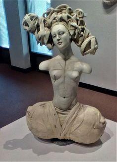 lisa clague - Google Search Sculpture, Ceramics, Statue, Lisa, Google Search, Art, Ceramica, Art Background, Pottery