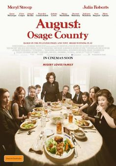 Full Sail grads who worked on August Osage County: Marc Fishman (Recording Arts, 1990), Sound Re-Recording Mixer Paul Flinchbaugh (Recording Arts, 1992), First Assistant Sound Editor Nancy Piraquive (Recording Arts, 2004), Second Assistant Camera