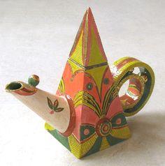 OOAK Handmade Ceramic Collection Teapot  by ceramicsartdaniel, $150.00