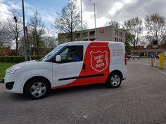 Kastenwagen der Heilsarmee in den Niederlanden (4/2017)