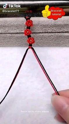 Diy Crafts Jewelry, Fun Diy Crafts, Bracelet Crafts, Diy Crafts Videos, Diy Bracelets With String, Diy Bracelets Easy, Handmade Bracelets, Handmade Wire, Diy Bracelet Designs
