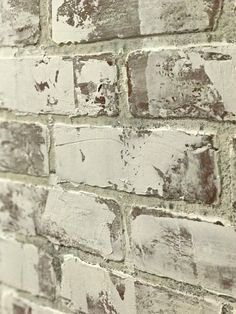 Use venetian plaster to give your faux brick wall extra texture. Related posts: TINA BFaux Brick WallsTrending on Gardenista: Blooming Down Under Faux Brick Wall Panels, Fake Brick Wall, Brick Wall Paneling, Painted Brick Walls, Faux Walls, Textured Walls, Painted Wall Paneling, Bedroom With Brick Wall, Wood Walls