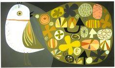 Matte Stephens, Do Nothing Bird Sweet Station, Guache, Happy Art, Beautiful Drawings, Illustrators, Artsy, Collage, Birds, Symbols