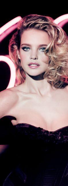 Natalia Vodianova ~ Guerlain Crazy Paris Collection