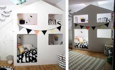 Inspiración Deco: Una habitación para niños muy especial de estilo nórdico