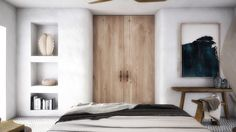 Residence in Mykonos II - Master Bedroom