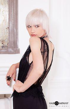 HAIR COMPANY PROFESSIONAL www.myhaircompany.it Backless, Hair, Collection, Dresses, Fashion, Vestidos, Moda, Fashion Styles, Dress