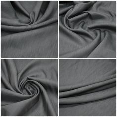 """Костюмная ткань арт. 05-003-0702 Ширина: 152 см, плотность: 230г/м2 Цвет: Серый (теплый)  Состав ткани: 50% лен 50% вискоза Назначение: Юбки, брюки, жакеты Смесовая костюмная ткань. Ломкая и """"сухая"""", очень хорошо держит форму. Ткань имеет красивый матовый блеск.  #костюмная#серый#лен#вискоза#tutti-tessuti"""