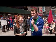 Julianne Moore Deserves Another Oscar for Her Performance on 'Billy on the Street' - WATCH - Towleroad