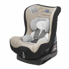 Chicco - Eletta Car Seat - Beige