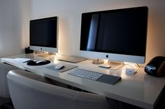 iMac lighting