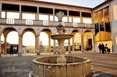 Museu Nacional de Machado de Castro (Coimbra, Portugal) (1) - Coimbra Bathed In Sunset Gold  by Gail at Large