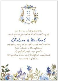Green Wedding Invitations | Wedding Paper Divas