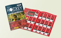 Gelupa Panini Album Hockey