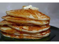 Americké palačinky - pancakes