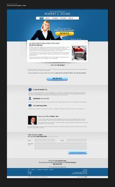#TheLawOfficeOfRobertL.Star  #Website Designs