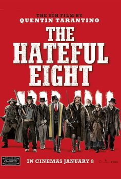 THE HATEFUL EIGHT(ヘイトフルエイト)