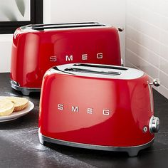 SMEG | Toaster in red