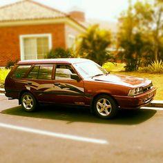 Mazda Vantrend 1994 (Mazda GLC Wagon)