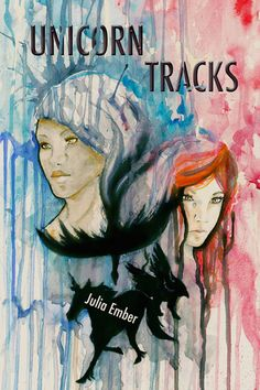 Julia Ember organized our Queer YA Scrabble a few months ago - and now she's back with the cover of her new fantasy novel UNICORN TRACKS! New Fantasy, Fantasy Books, Lgbt, Engaged To Be Married, Ya Books, Julia, Show, Mythical Creatures, Reading Online