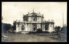 Pavilion of Campania at the International Exhibition of Art, Rome, 1911