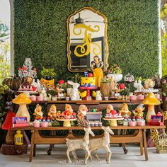 Snow White and the Seven Dwarfs Birthday Party | CatchMyParty.com