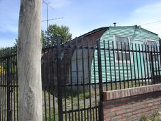 old house    Rio Turbio #Argentina